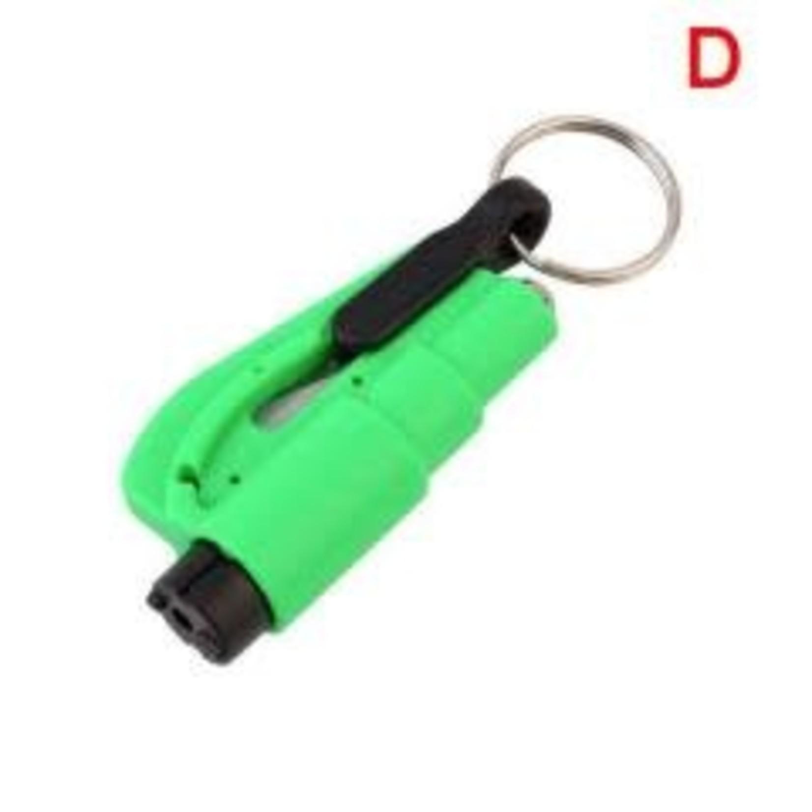 306 Tactical Keychain Car Emergency Rescue