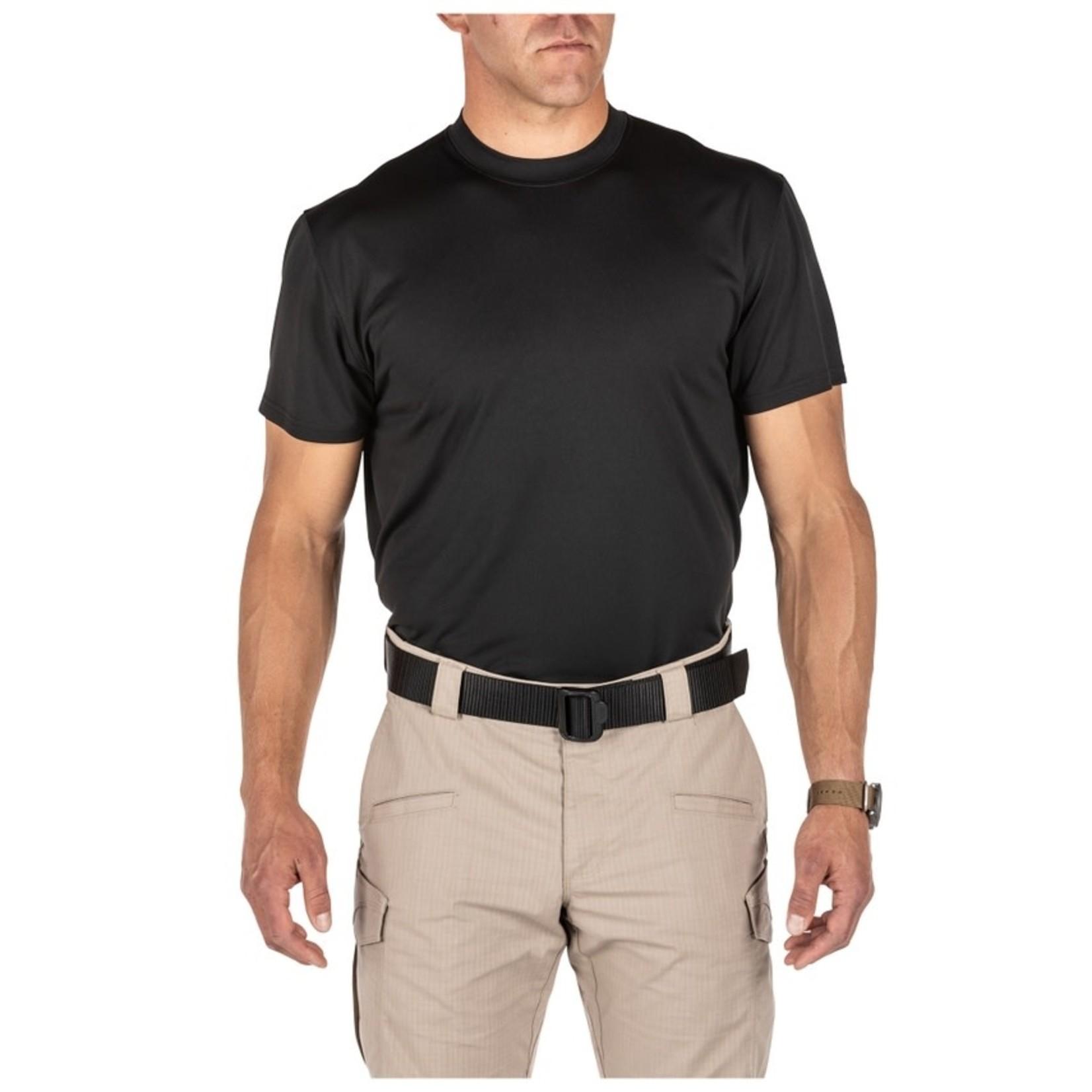 5.11 Tactical 5.11 Men's Performance Utility T-Shirt 2pk Black