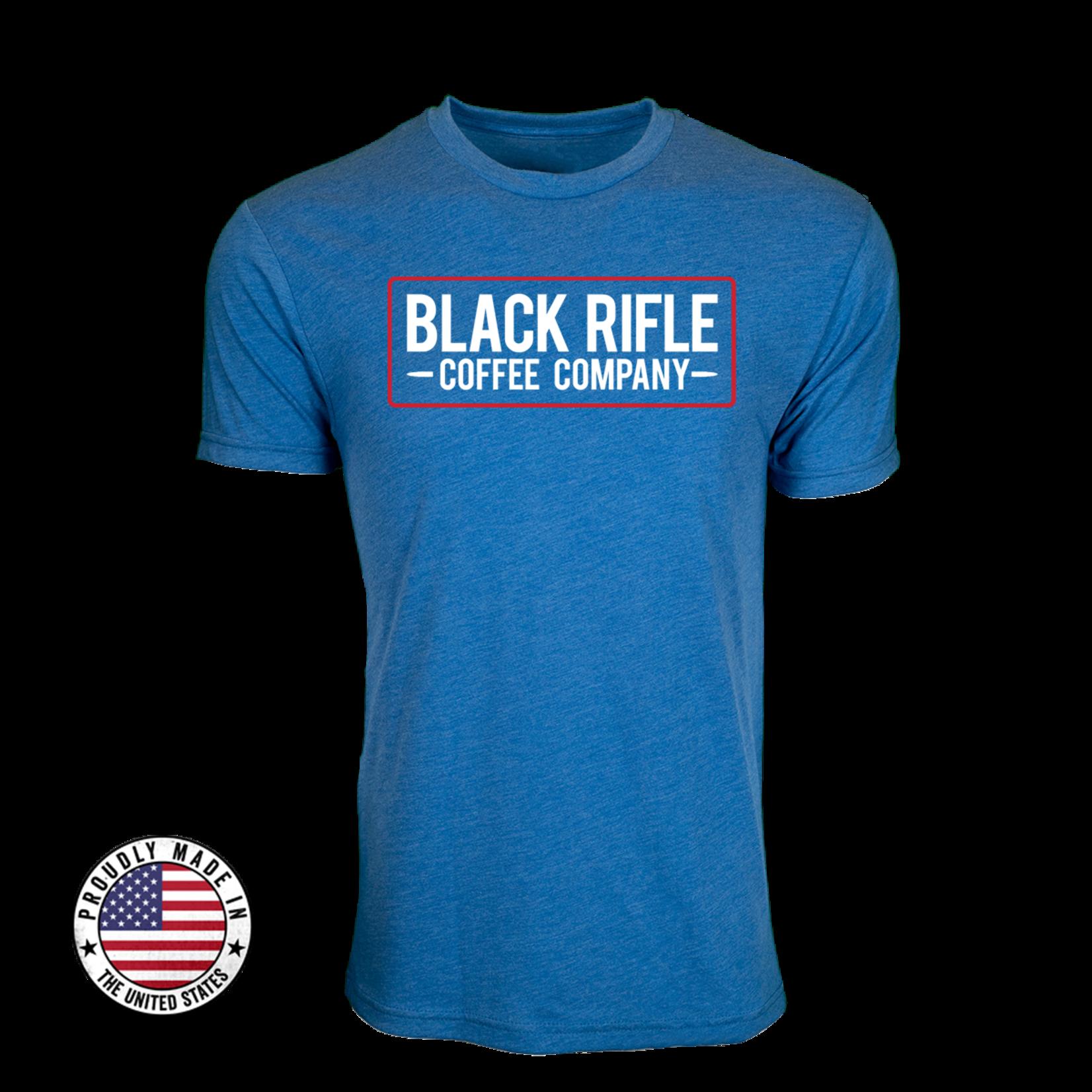 Black Rifle Coffee Black Rifle Coffee 2020 Vintage Logo T-Shirt