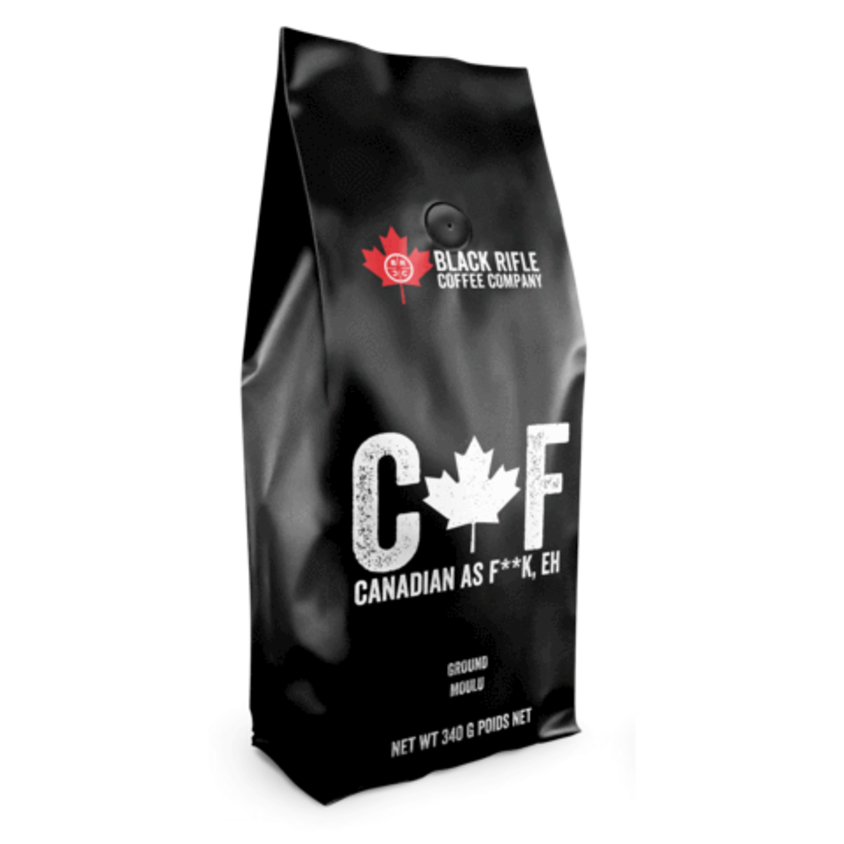 Black Rifle Coffee Black Rifle Coffee Canadian as F**k Grounds