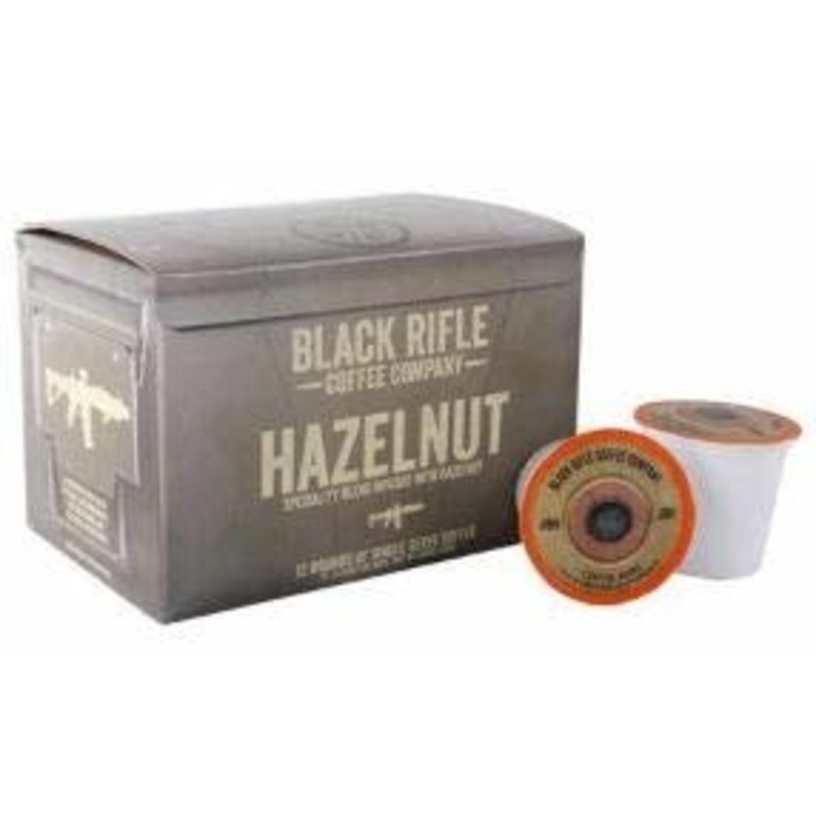 Black Rifle Coffee Black Rifle Hazelnut Coffee Rounds