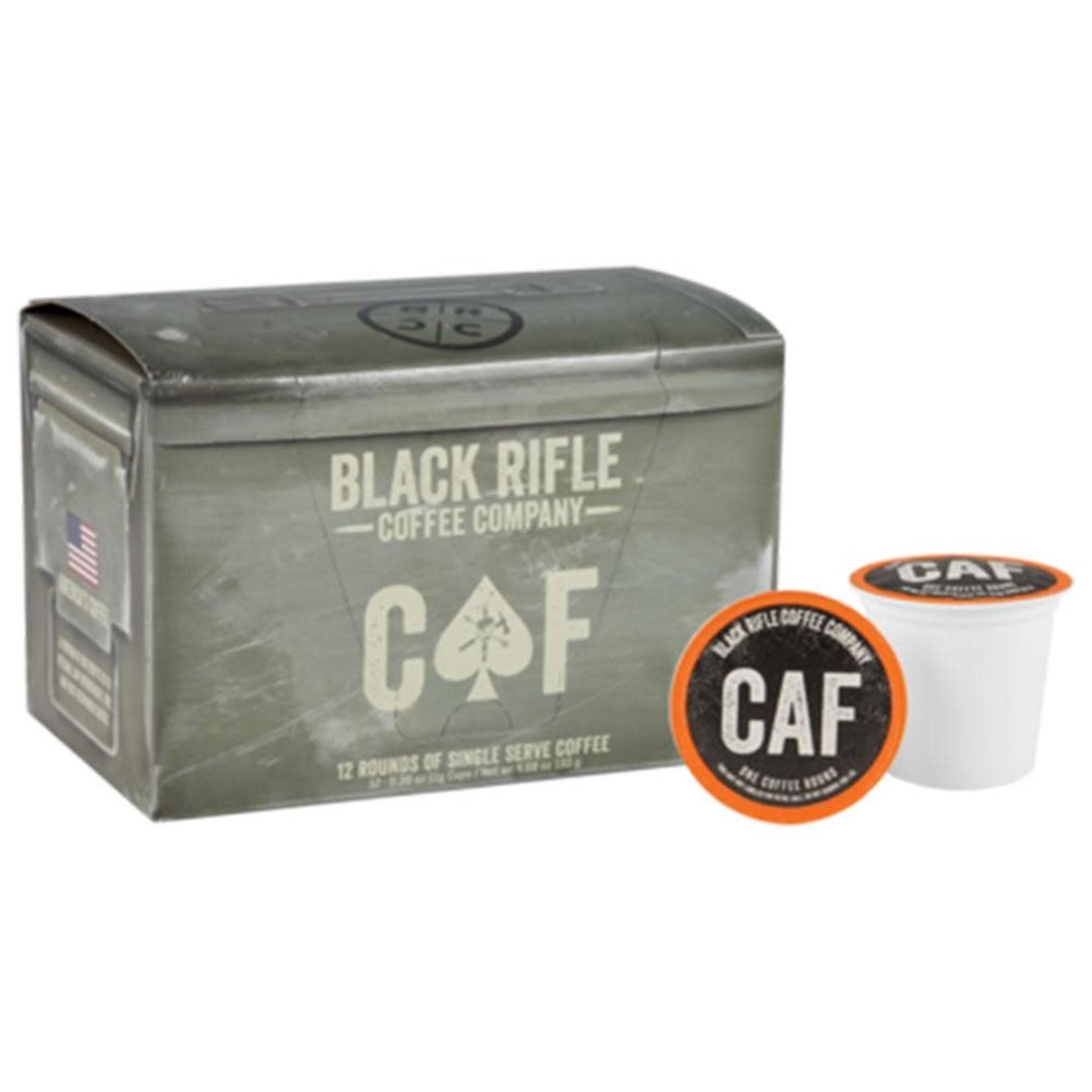 Black Rifle Coffee Black Rifle Canadian As F*ck Coffee Rounds