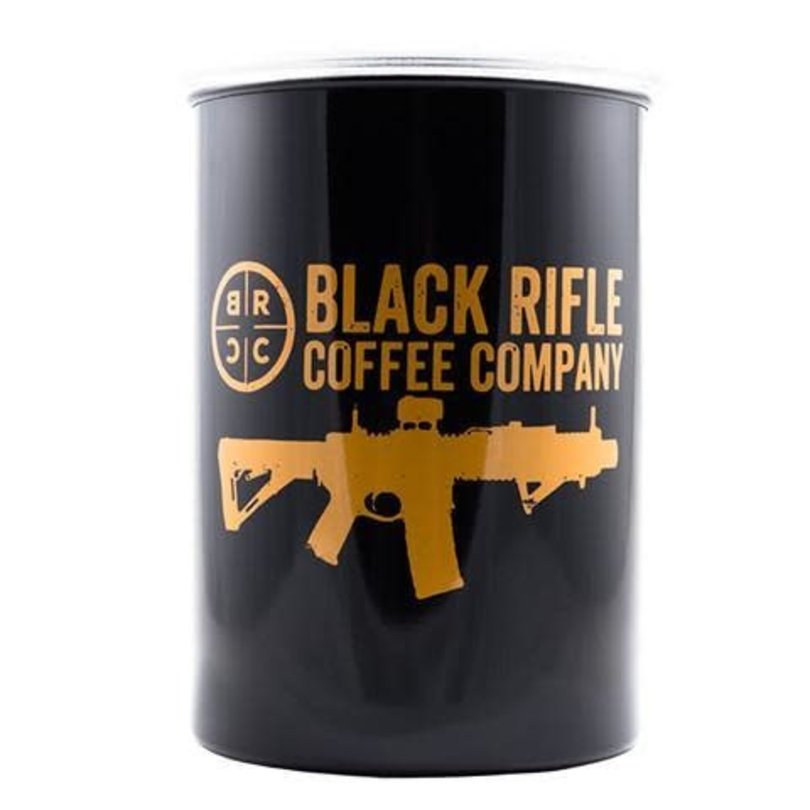 Black Rifle Coffee Black Rifle Coffee Company Airtight Container - Black