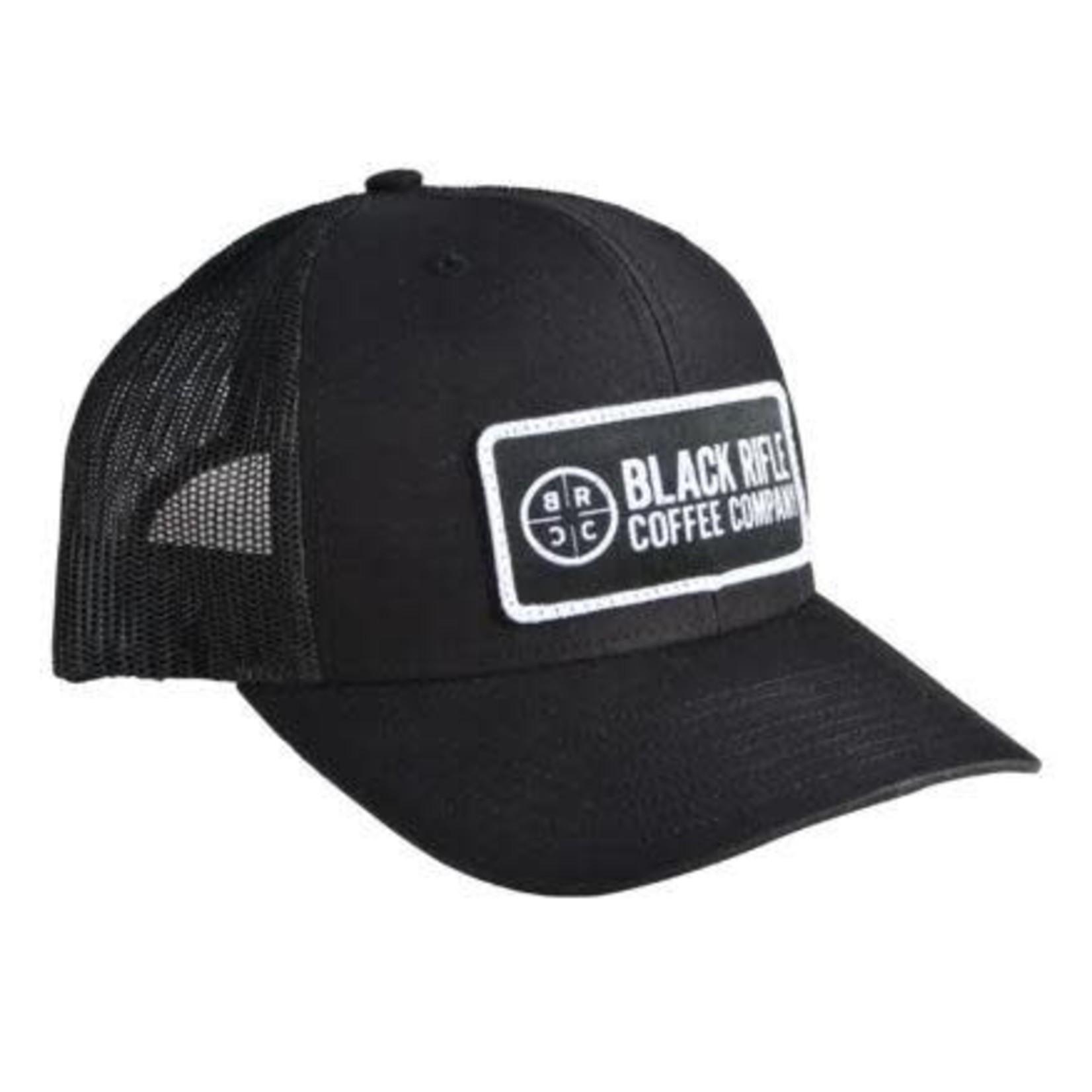 Black Rifle Coffee Black Rifle Coffee Company Logo Patch Hat -Black