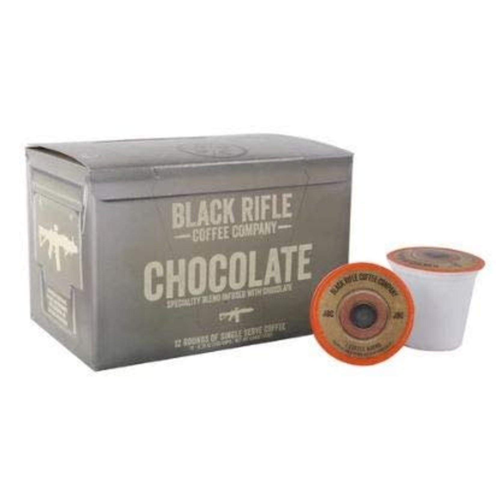 Black Rifle Coffee Black Rifle Chocolate Coffee Rounds