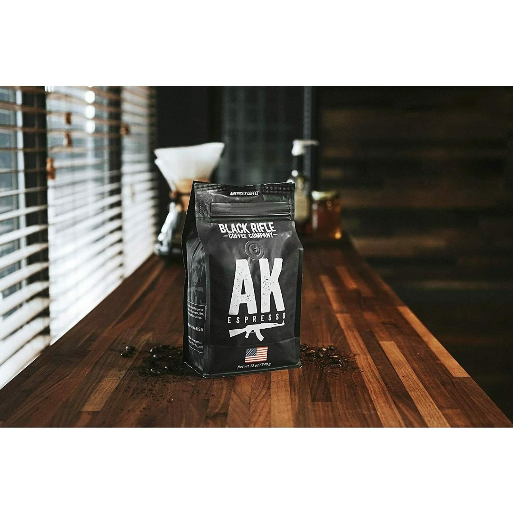 Black Rifle Coffee Black Rifle Coffee -Whole Beans-AK-47