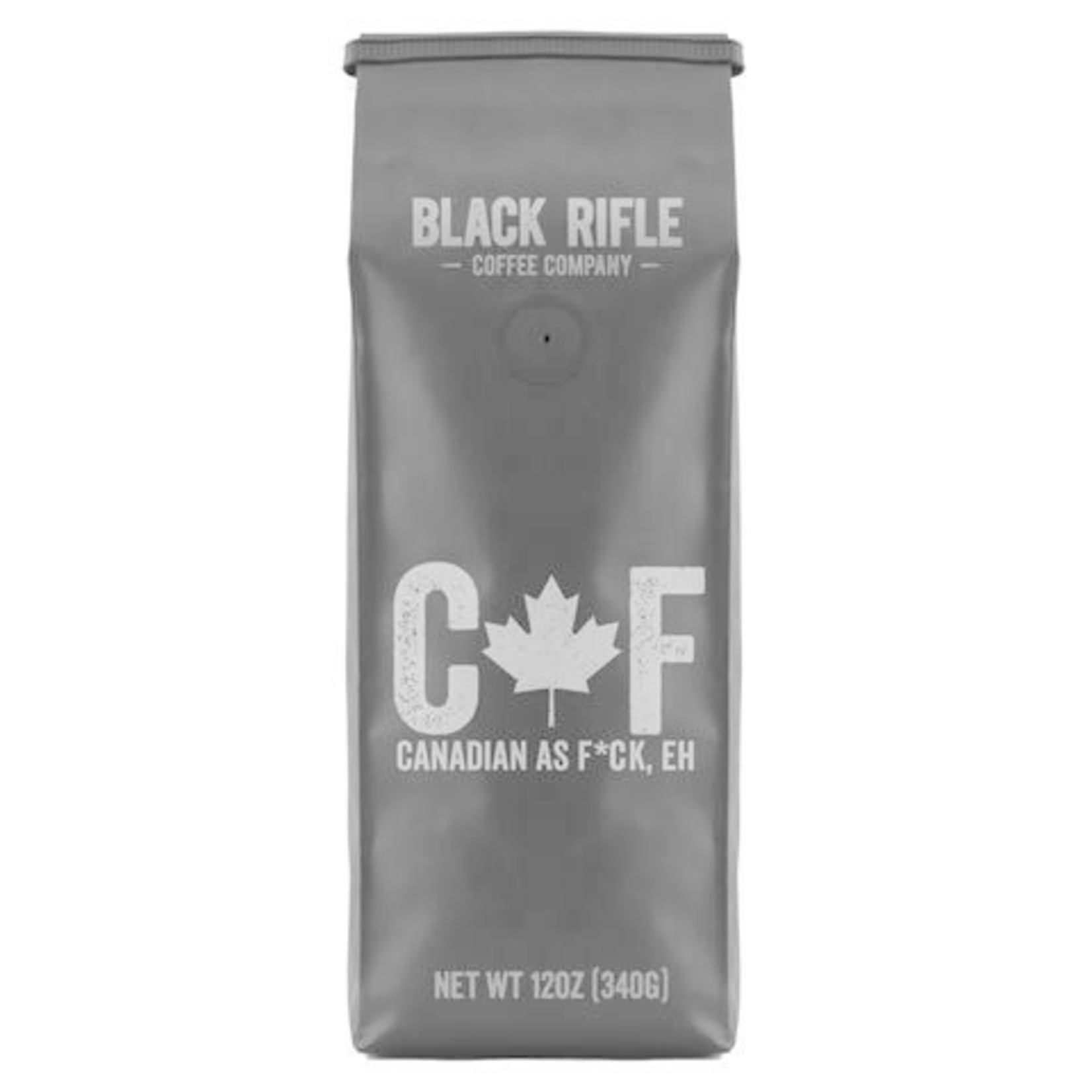 Black Rifle Coffee Black Rifle Coffee Canadian as F**k Bean