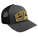 Black Rifle Coffee Black Rifle Coffee Keystone Trucker Hat Charcoal