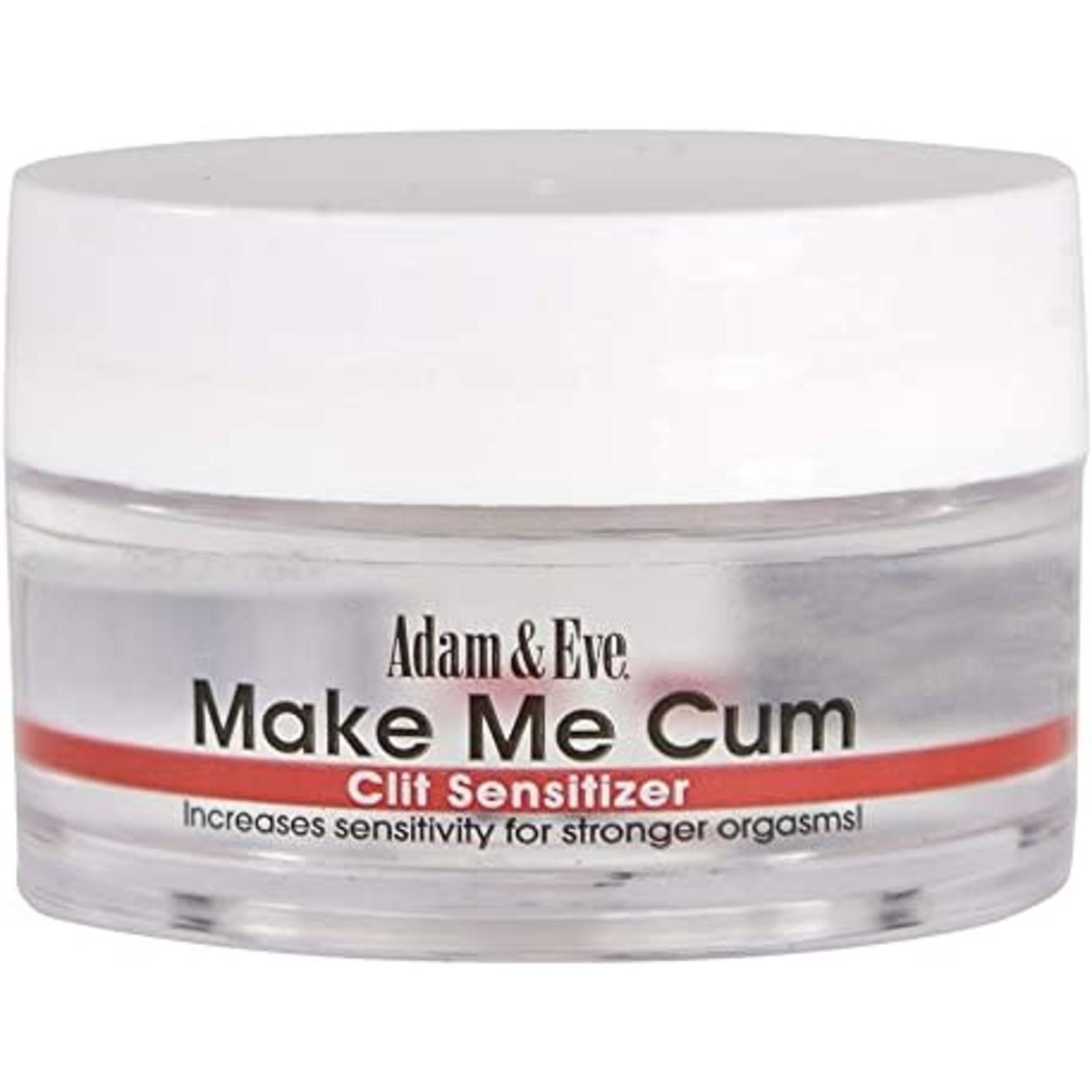 Adam & Eve Make Me Cum Clit Sensitizer .5oz
