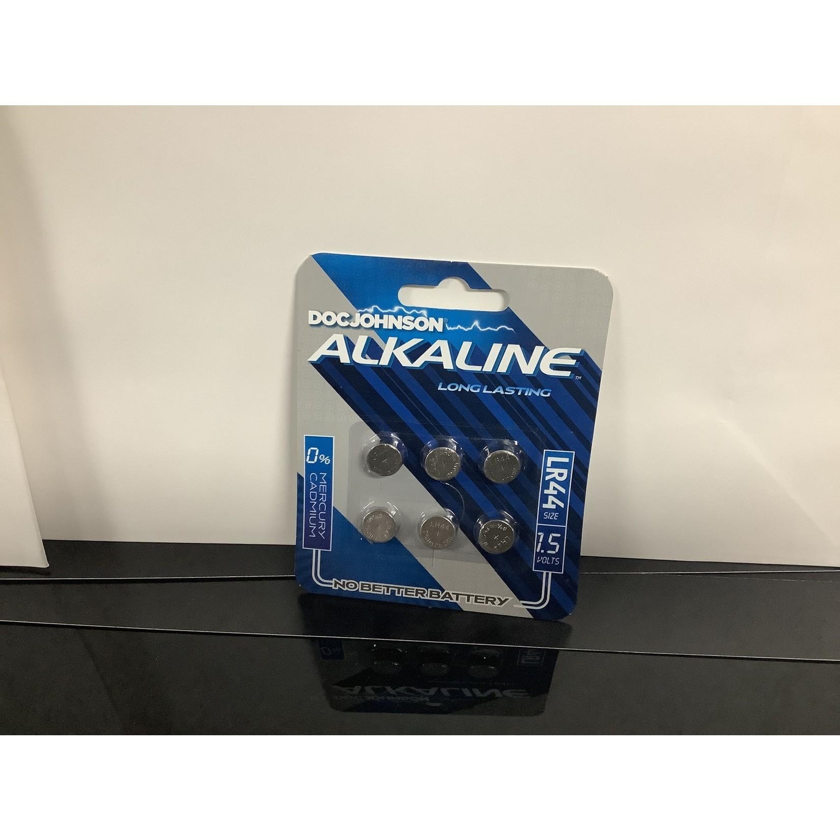 Doc Johnson - Alkaline Batteries LR44 (6 Pack)
