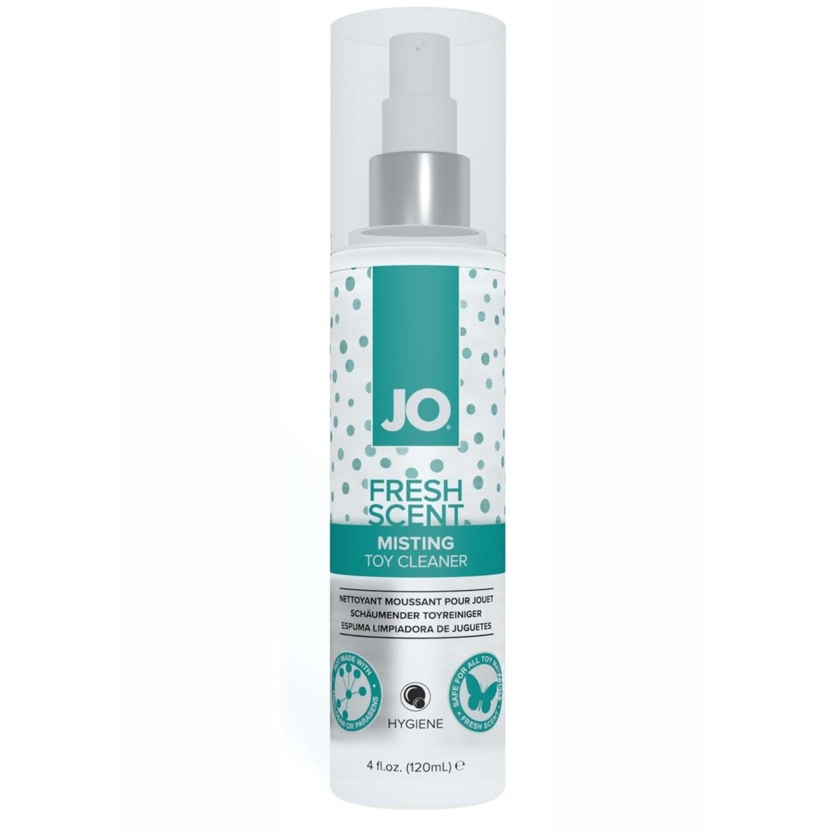 JO Misting Toy Cleaner Fresh Scent 4oz