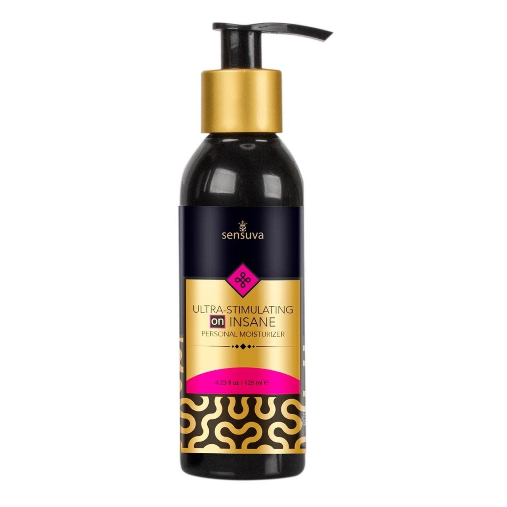 Ultra-Stimulating On Insane Personal Moisturizer - Unscented 4 fl. oz. Bottle