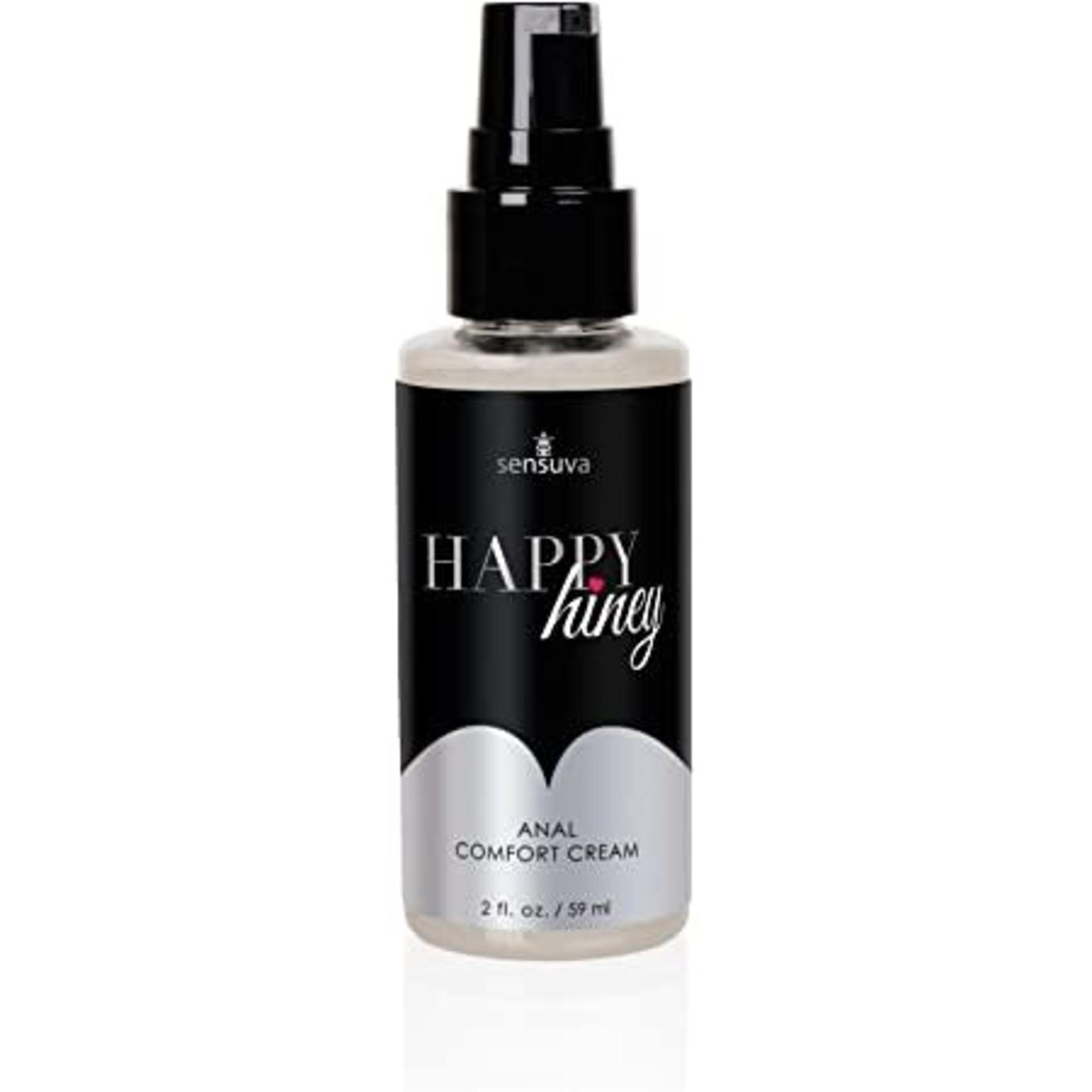 Happy Hiney Comfort Cream 2 fl.oz. Bottle
