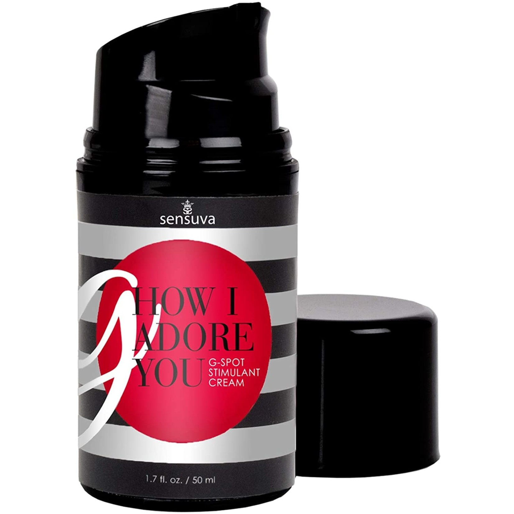 G, How I Adore You G-Spot Enhancement Cream 1.7 fl.oz. Bottle