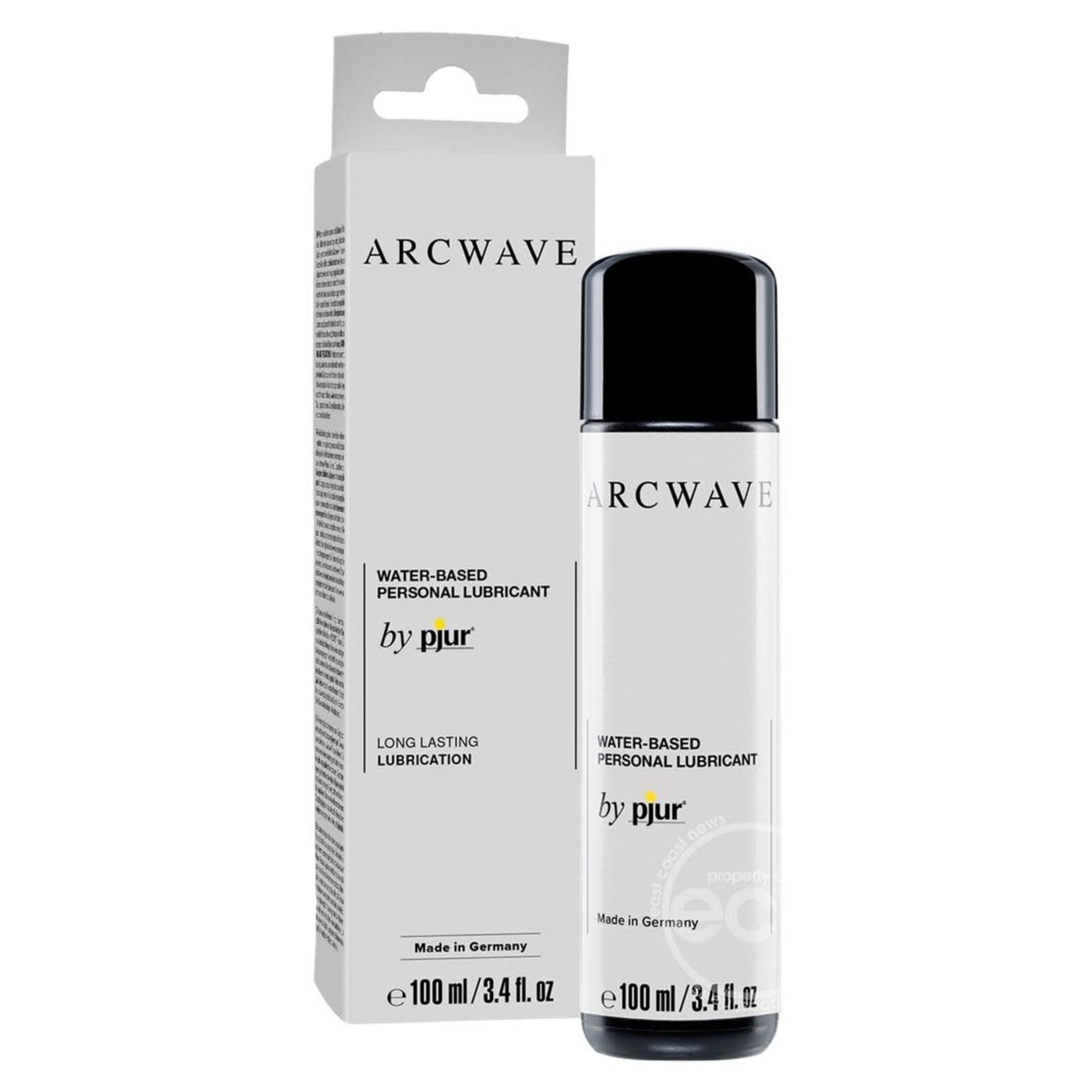 Arcwave Water Based Lubricant By Pjur 100ml