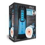 ZOLO Roboblow Full Shaft Male Blowjob Masturbator - Blue/Black