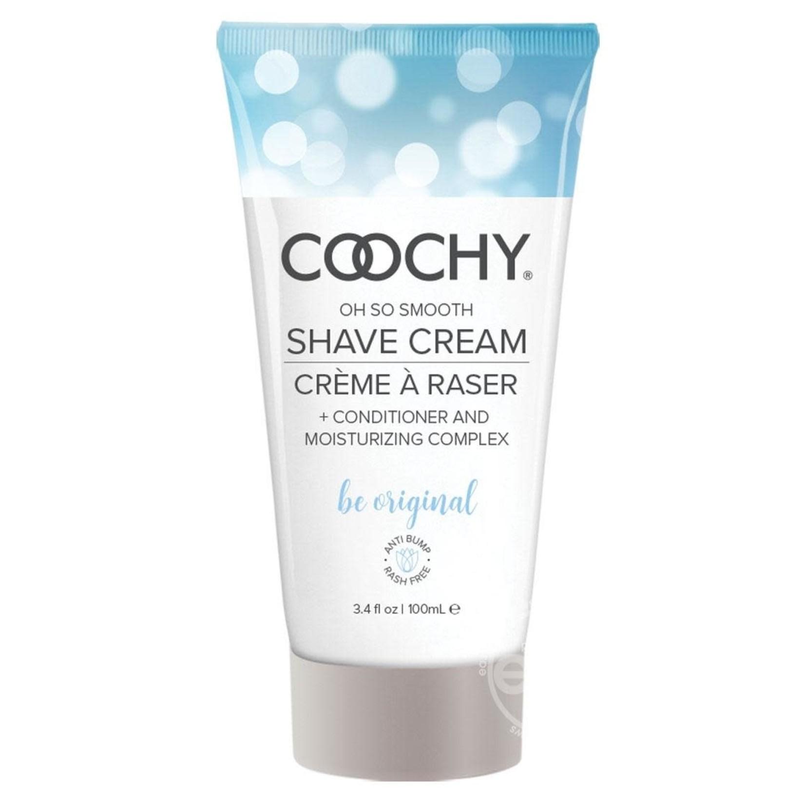 Coochy Shave Cream Be Original 3.4oz