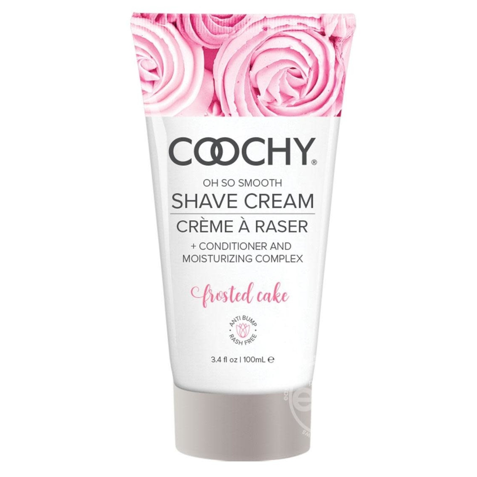 Coochy Shave Cream Frosted Cake 3.4oz
