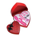 Frisky Passion Deluxe Kit 4pc - Pink