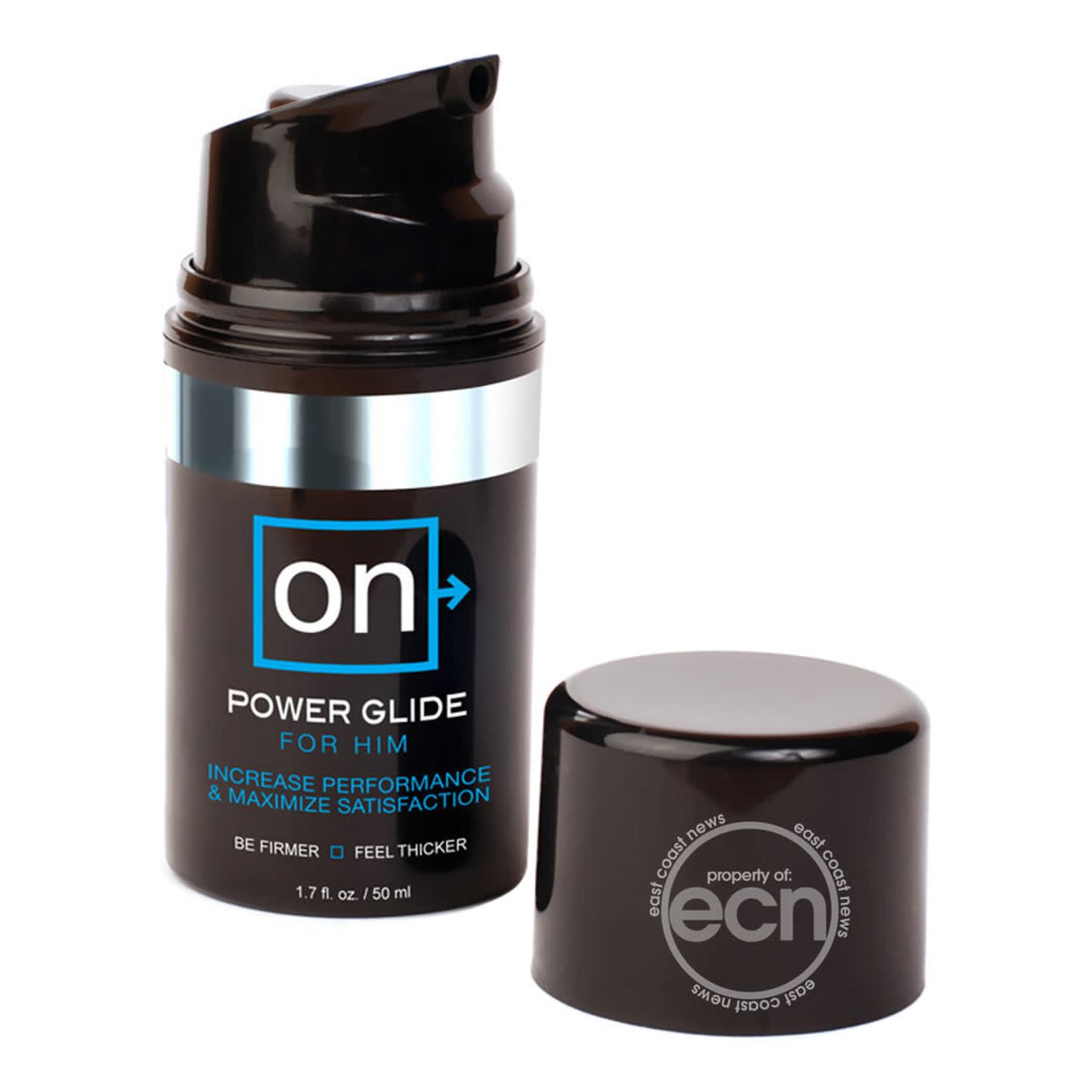On™ Power Glide for Him 1.7 fl.oz. Bottle