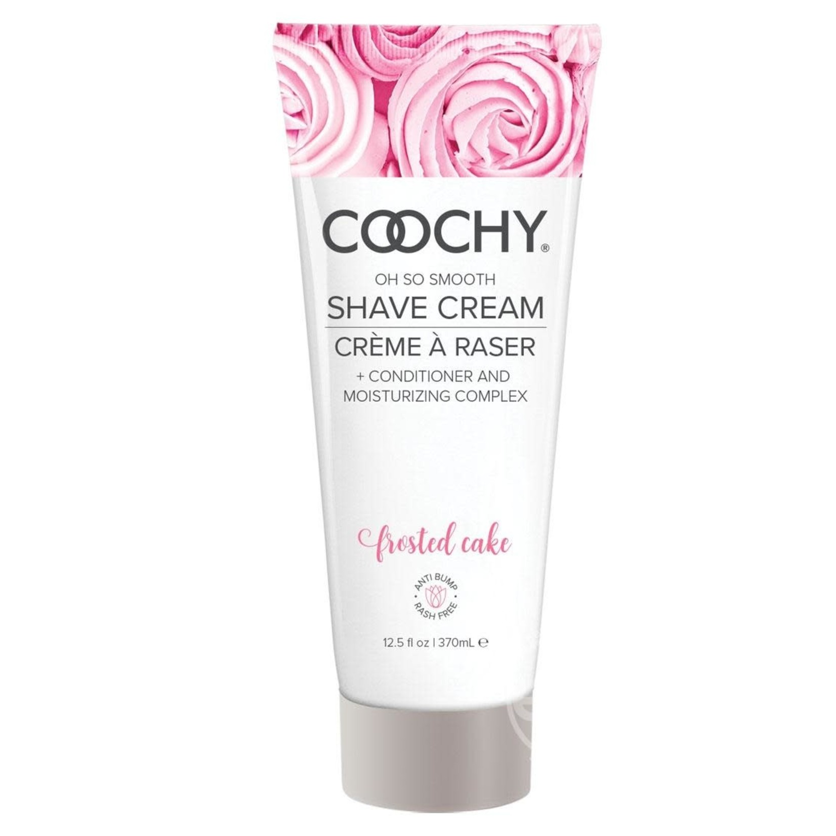 Coochy Shave Cream Frosted Cake 12.5oz