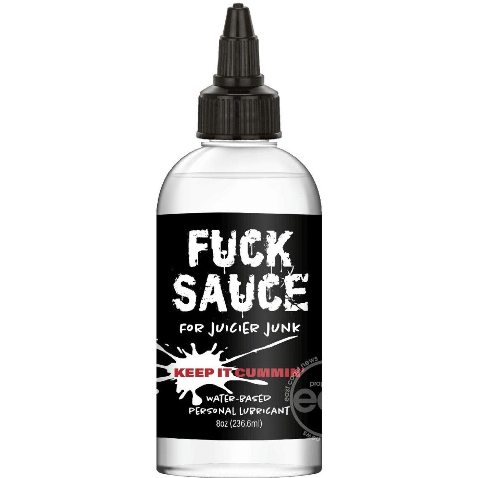 Fuck Sauce Water-Based Lubricant 8oz