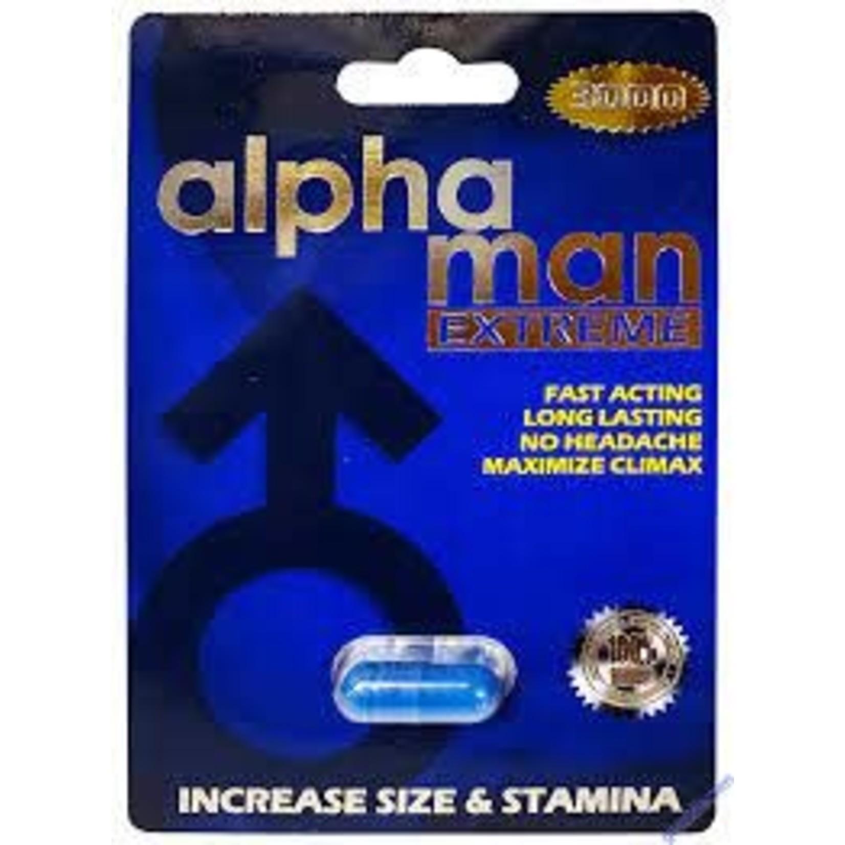 alpha man extreme