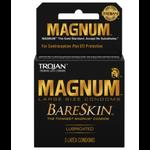 Trojan Magnum Bareskin (3 Pack)
