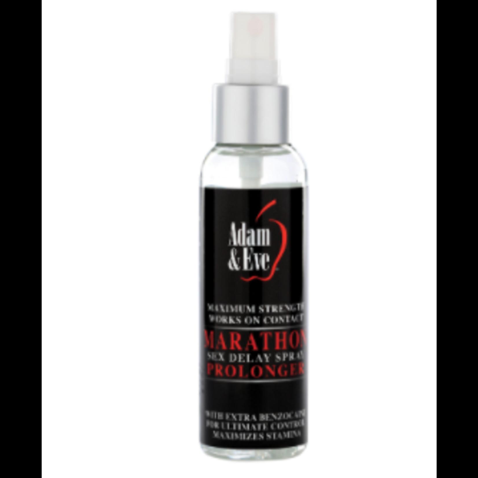 Adam & Eve Marathon Sex Delay Maximum Spray 2oz