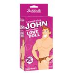 Bachelorette Party Favors Travel Size John Blow Up Doll