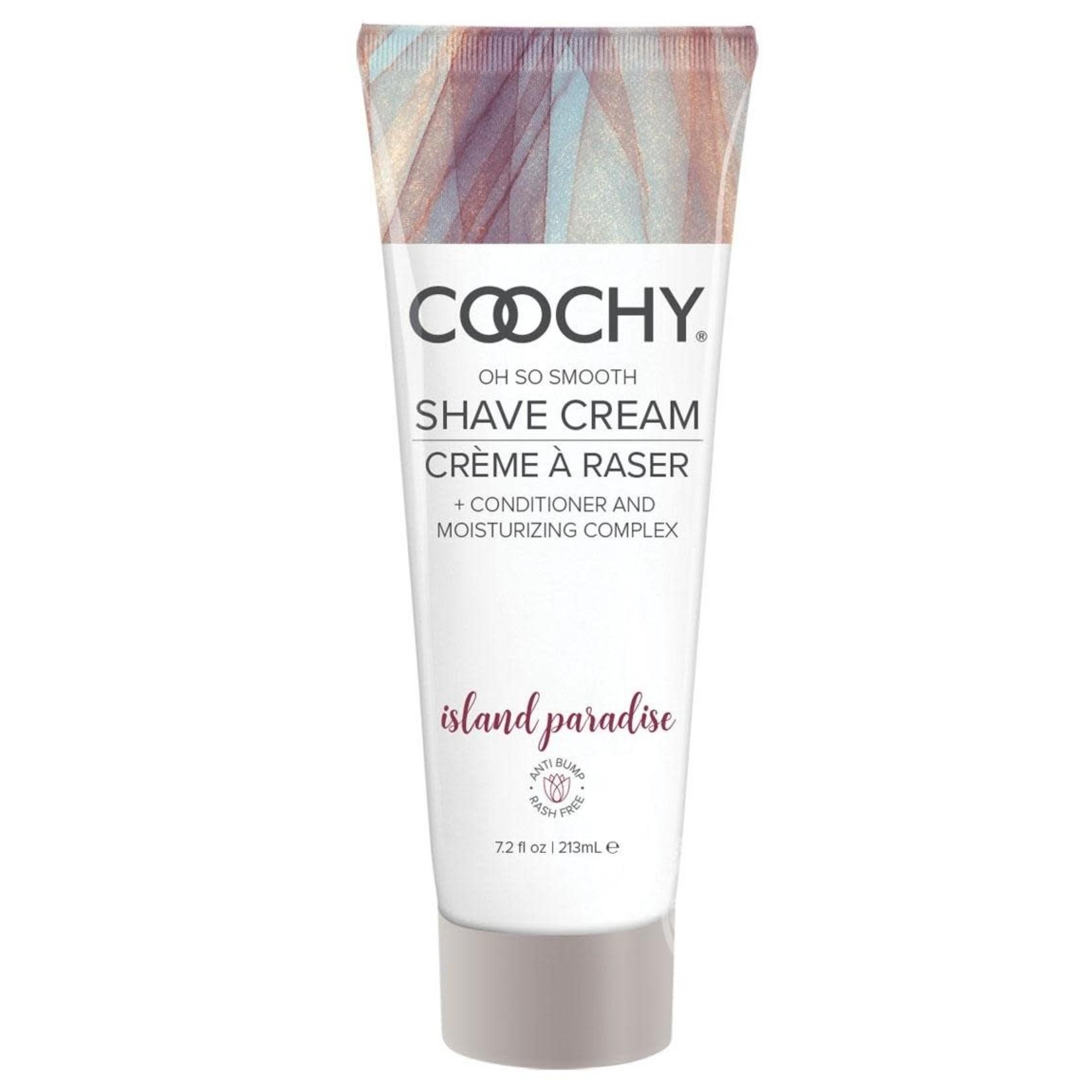 Coochy Shave Cream Island Paradise 7.2oz