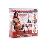 Lovebotz 4-in-1 Bangin Bench with Sex Machine