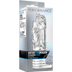 Performance Enter The Dragon Penis Sleeve - Clear