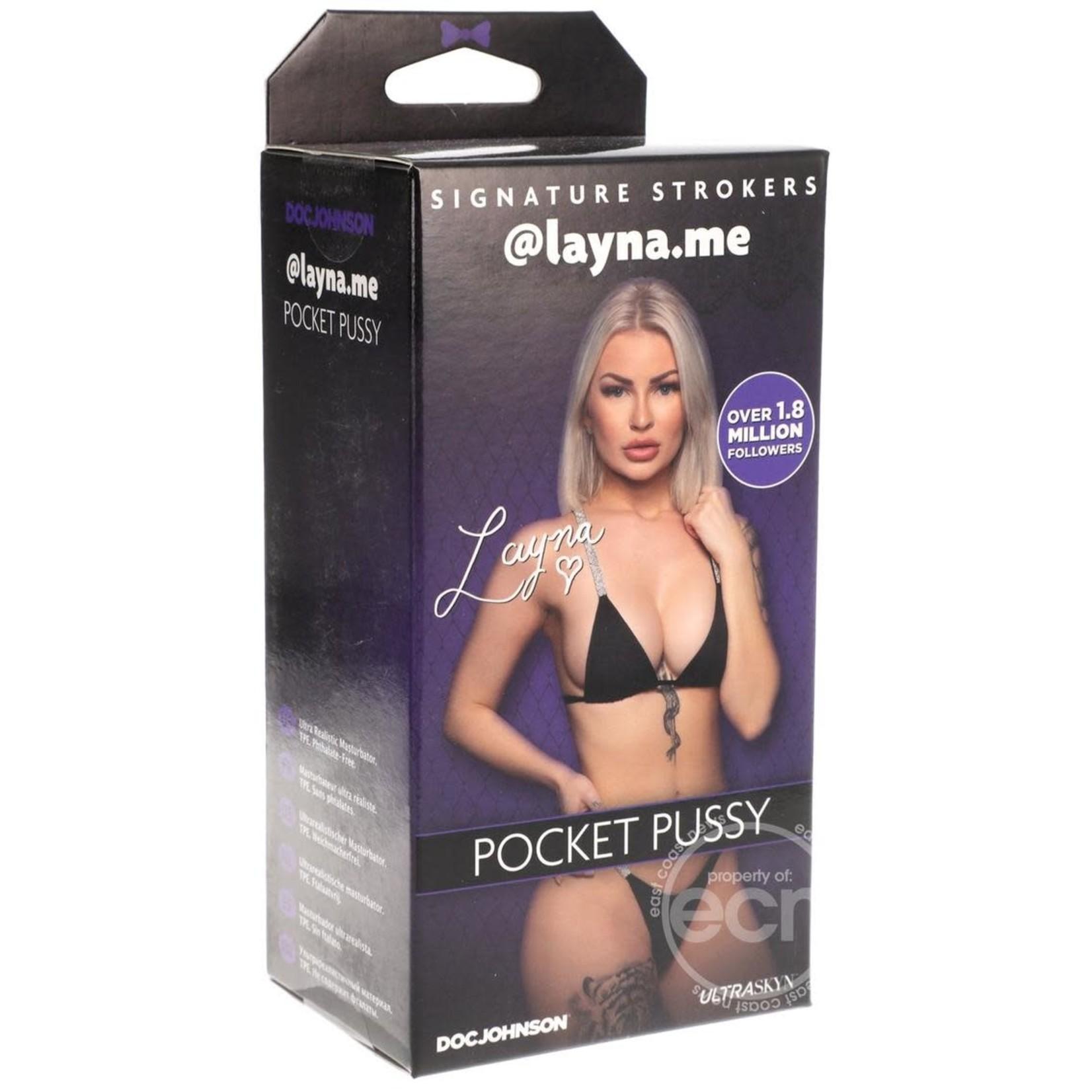 Gosm Lanya Me Pocket Pussy