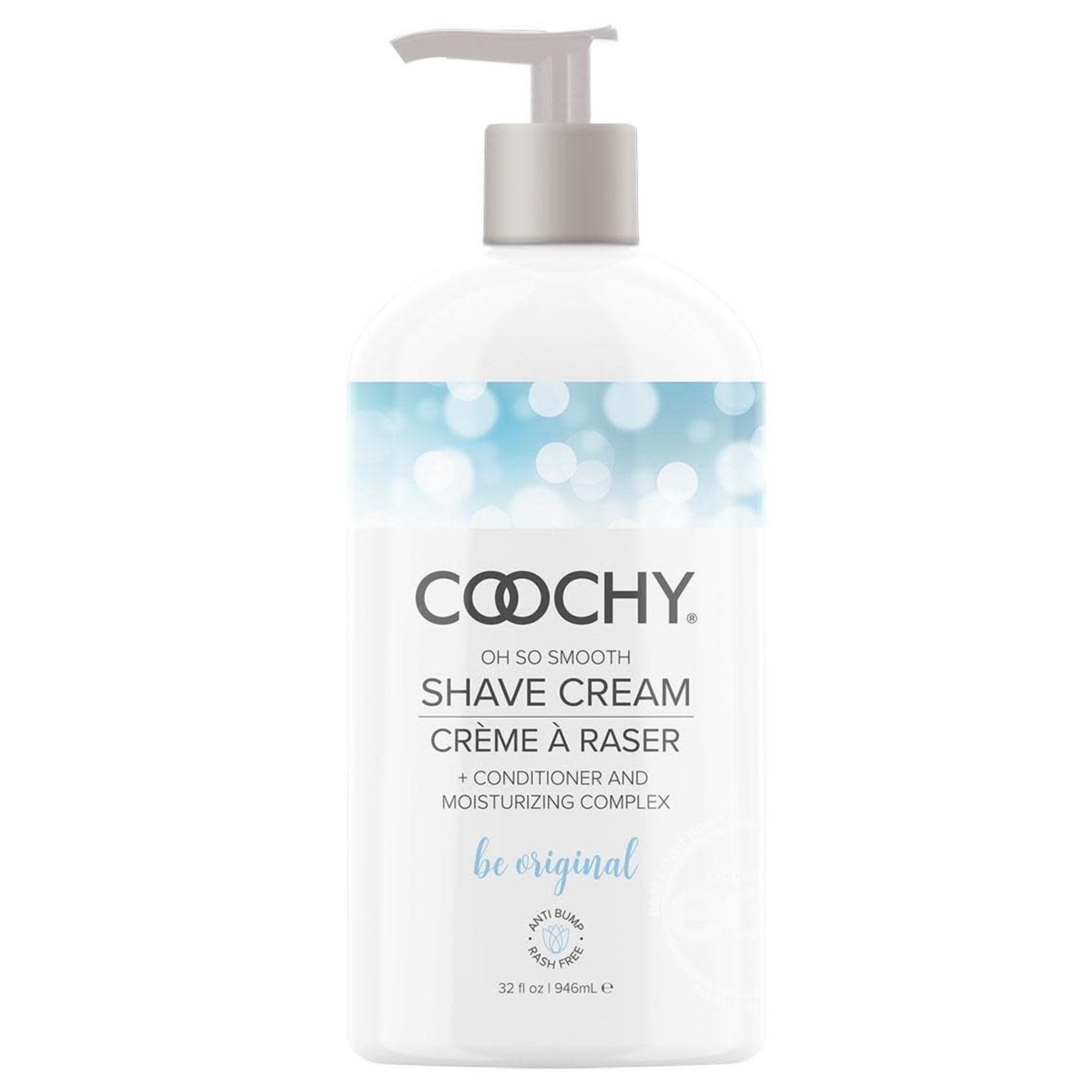 Coochy Shave Cream Be Original 32oz
