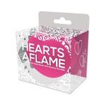 Hearts A Flame Erotic Lovers Bath Bomb w/ Vibe Inside