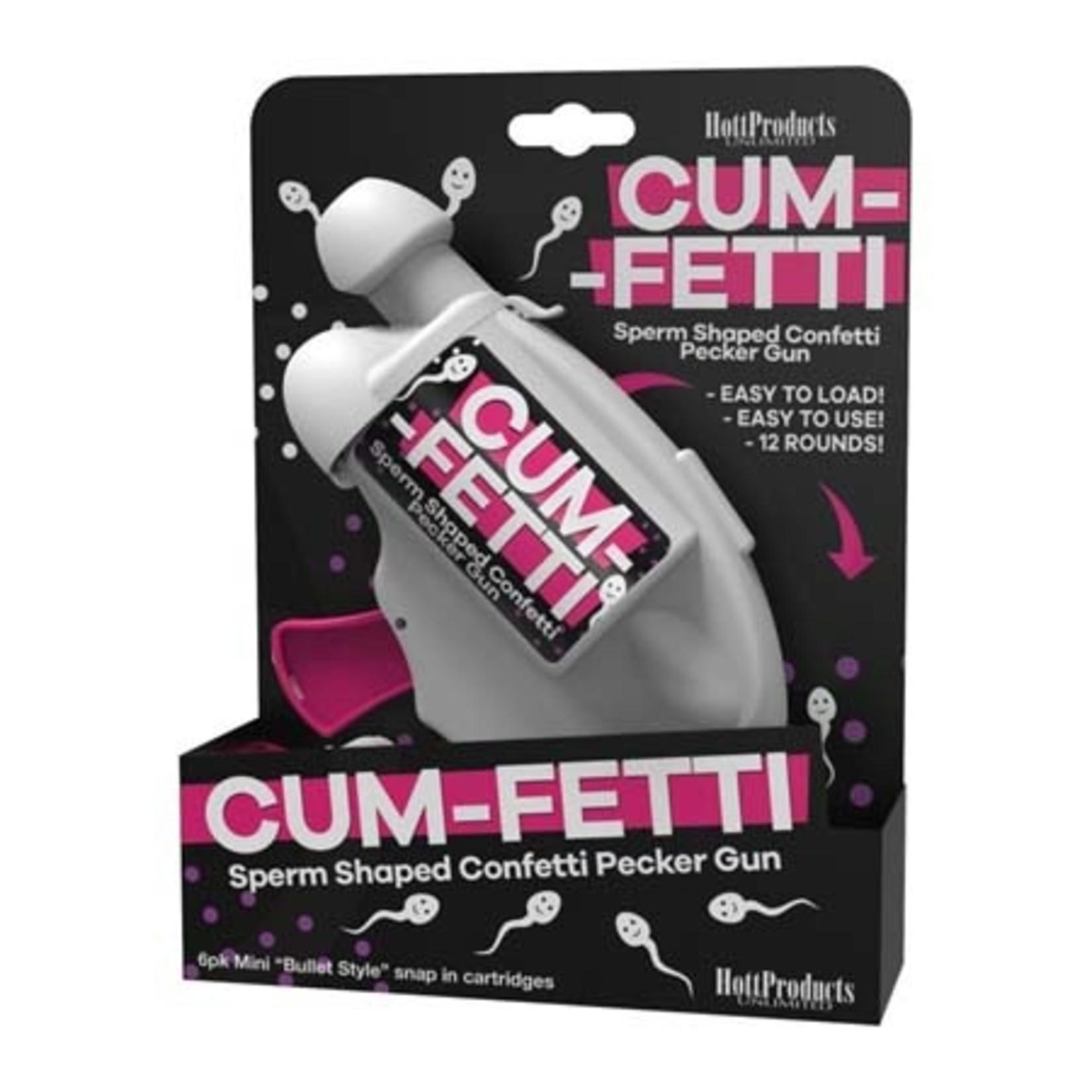 Cumfetti Gun