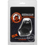 Oxballs Cocksling-2 Cock And Ball Ring - Black