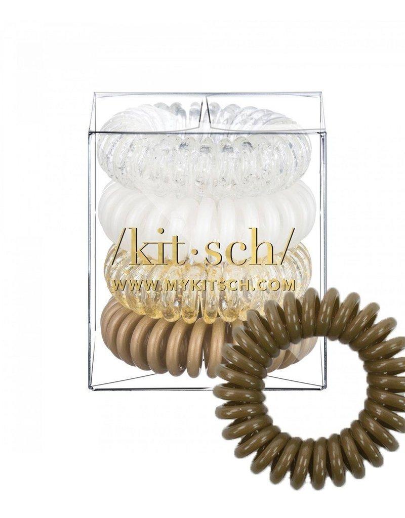 Kitsch Kitsch Hair Coils 4pk
