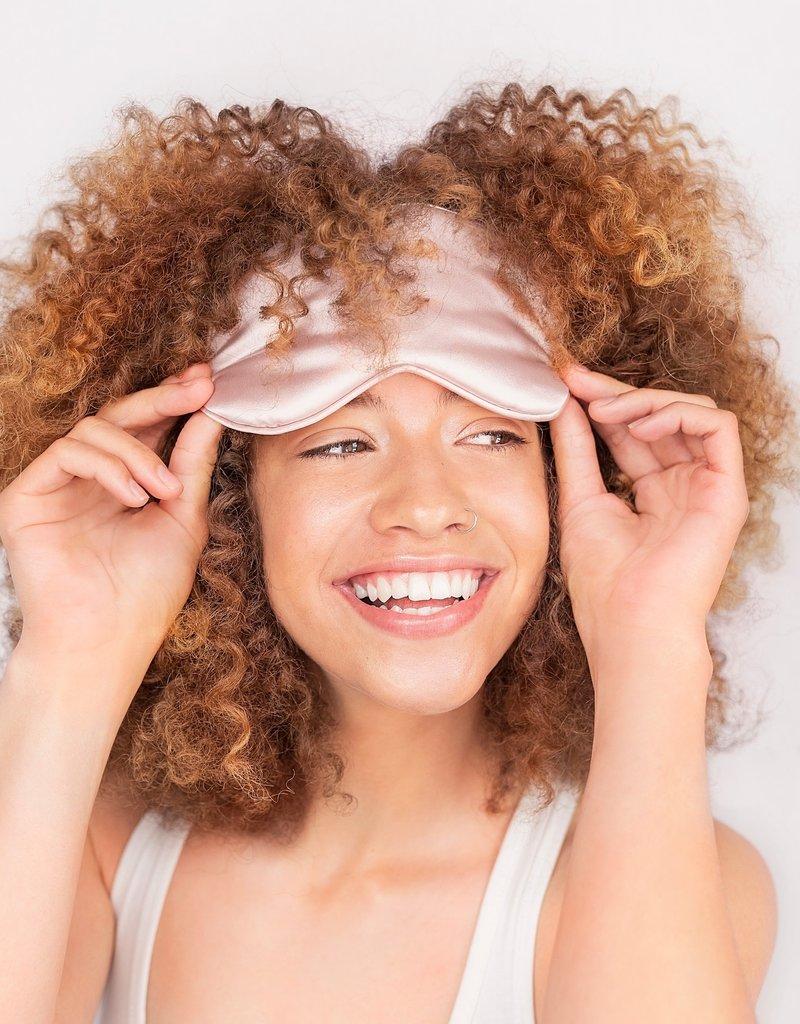 Kitsch Kitsch Satin Eye Mask