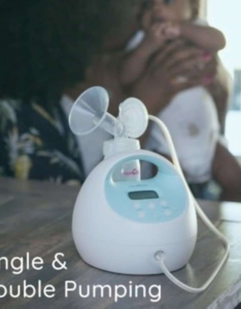 Spectra Baby Spectra S1 Plus Electric Recharge Breast Pump