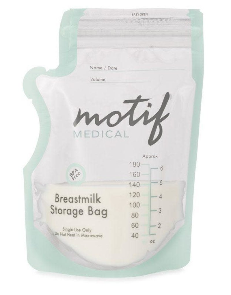 Motif Medical Motif Milk Storage Bags 90ct Box