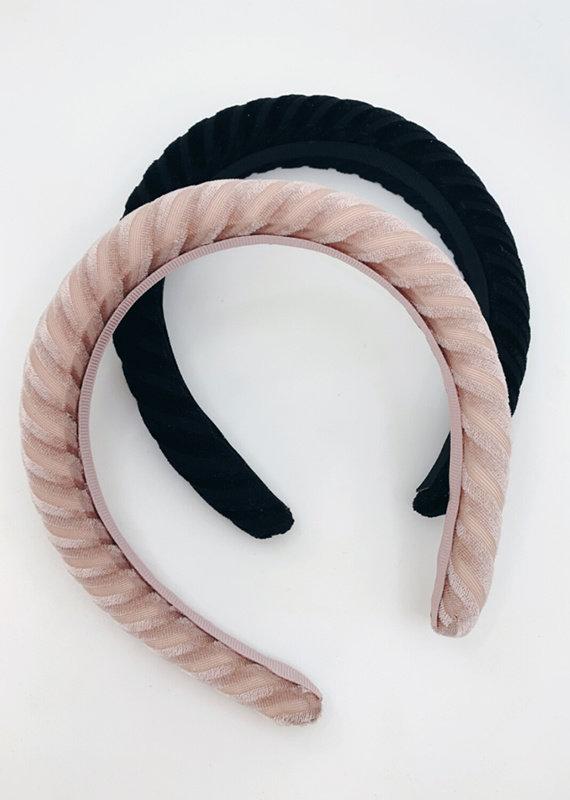 Kitsch Kitsch Velvet Padded Headband