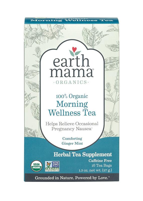 Earth Mama Organics Earth Mama Org. Morning Wellness Tea