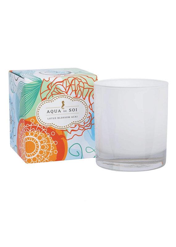 Aqua de Soi Aqua Lotus Blossom Acai Soy Candle