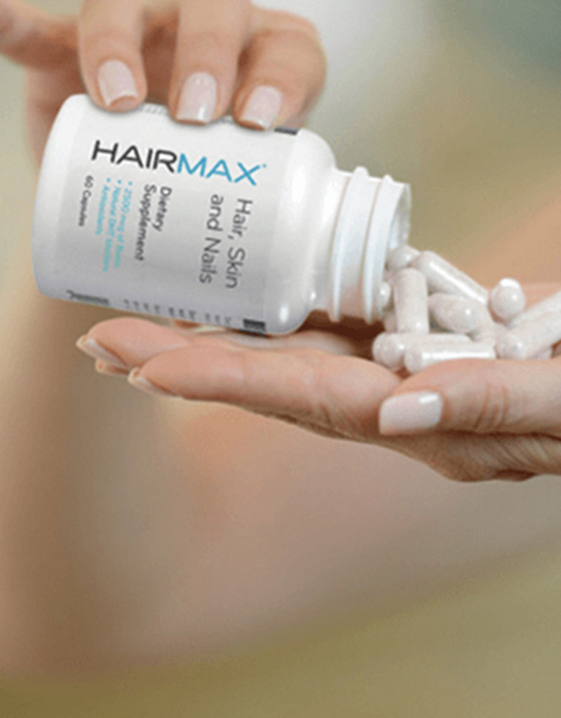 HairMax HairMax Dietary Supplements 60 Caps