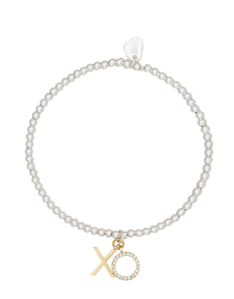 Estella Bartlett Estella B Sienna XO Silver Bracelet