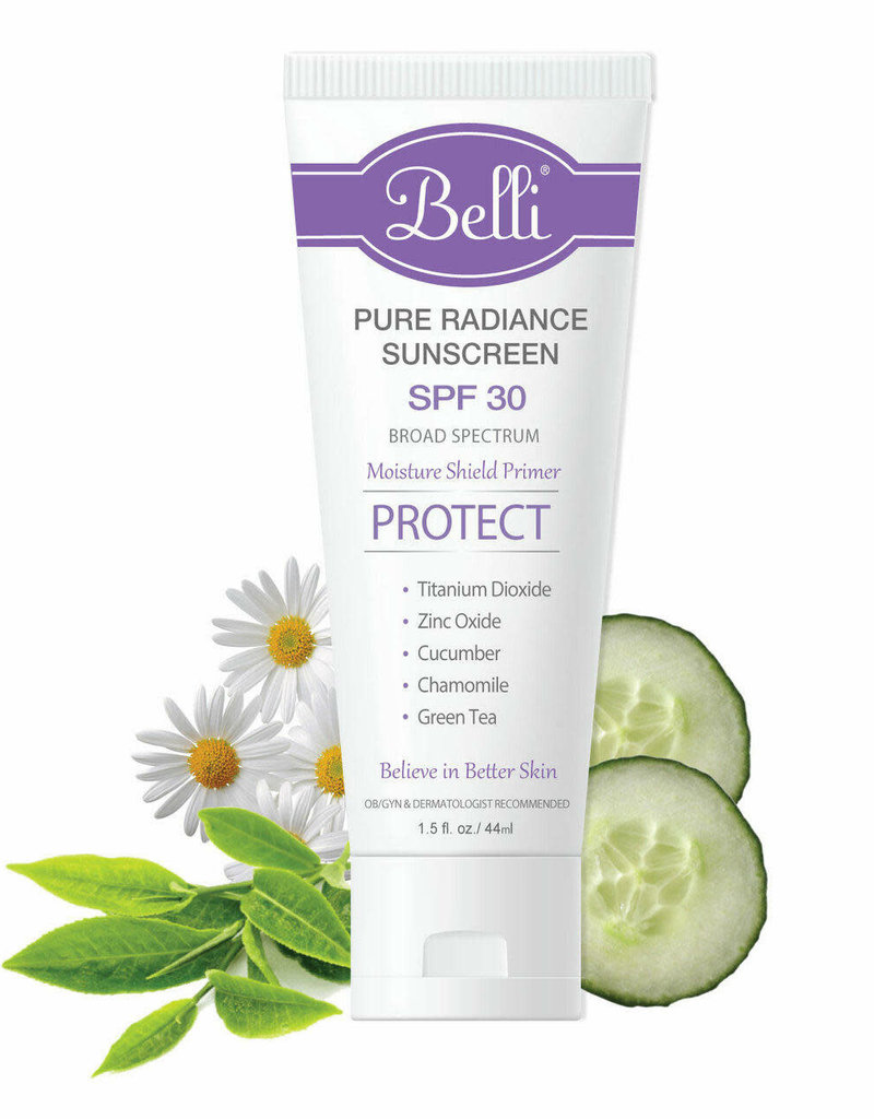 Belli Skincare Belli Pure Radiance Facial SPF 30