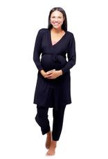 NOM Maternity NOM 2nd Skin Robe