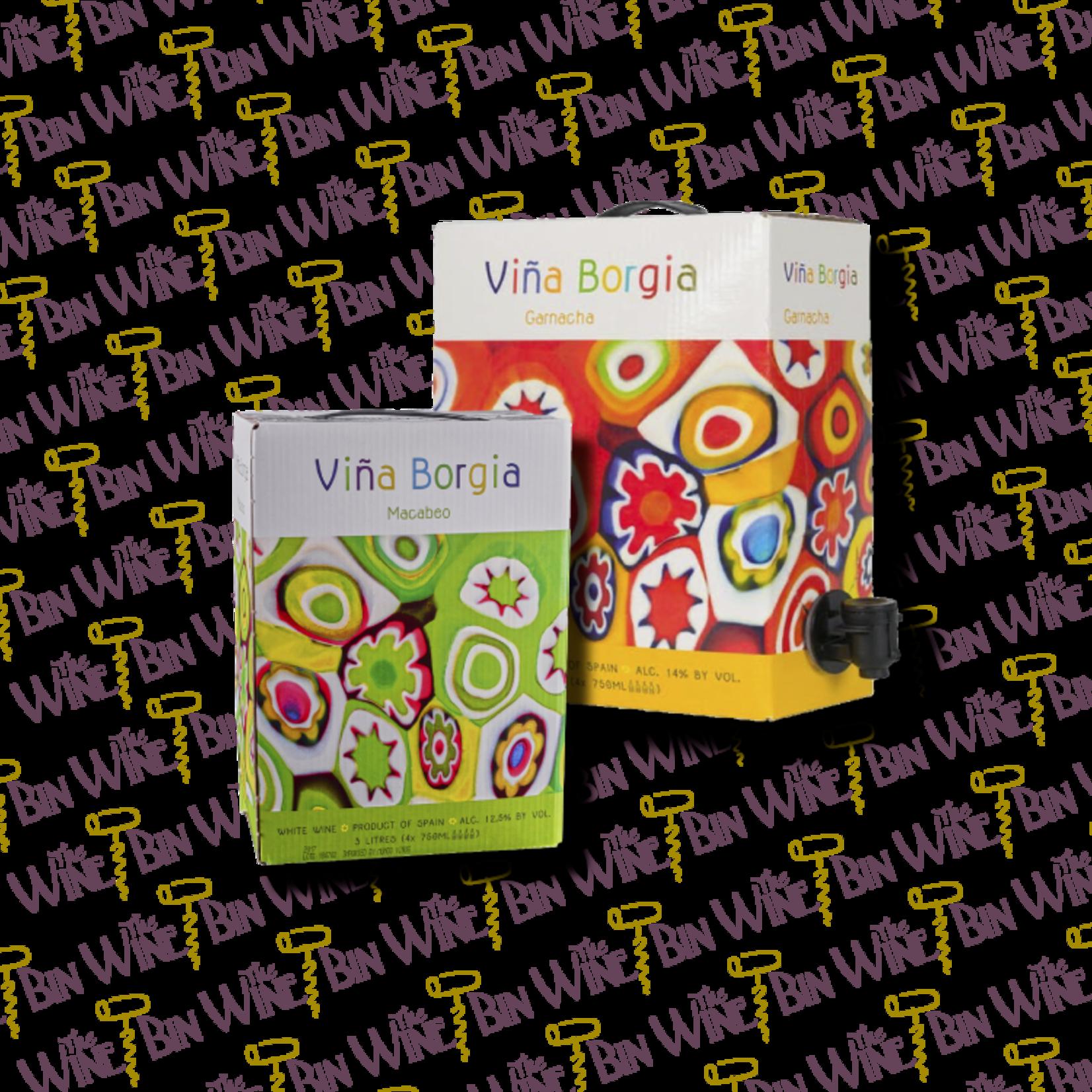 Vina Borgia Vina Borgia– 3L Box Wine